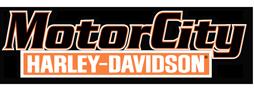 pgn agency client motorcity harley davidson logo
