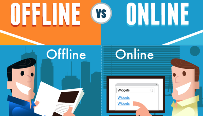 How Your Online and Offline Marketing Should Collide